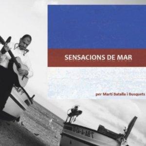 Portada del álbum Sensacions de Mar por Martí Batalla y Busquets.